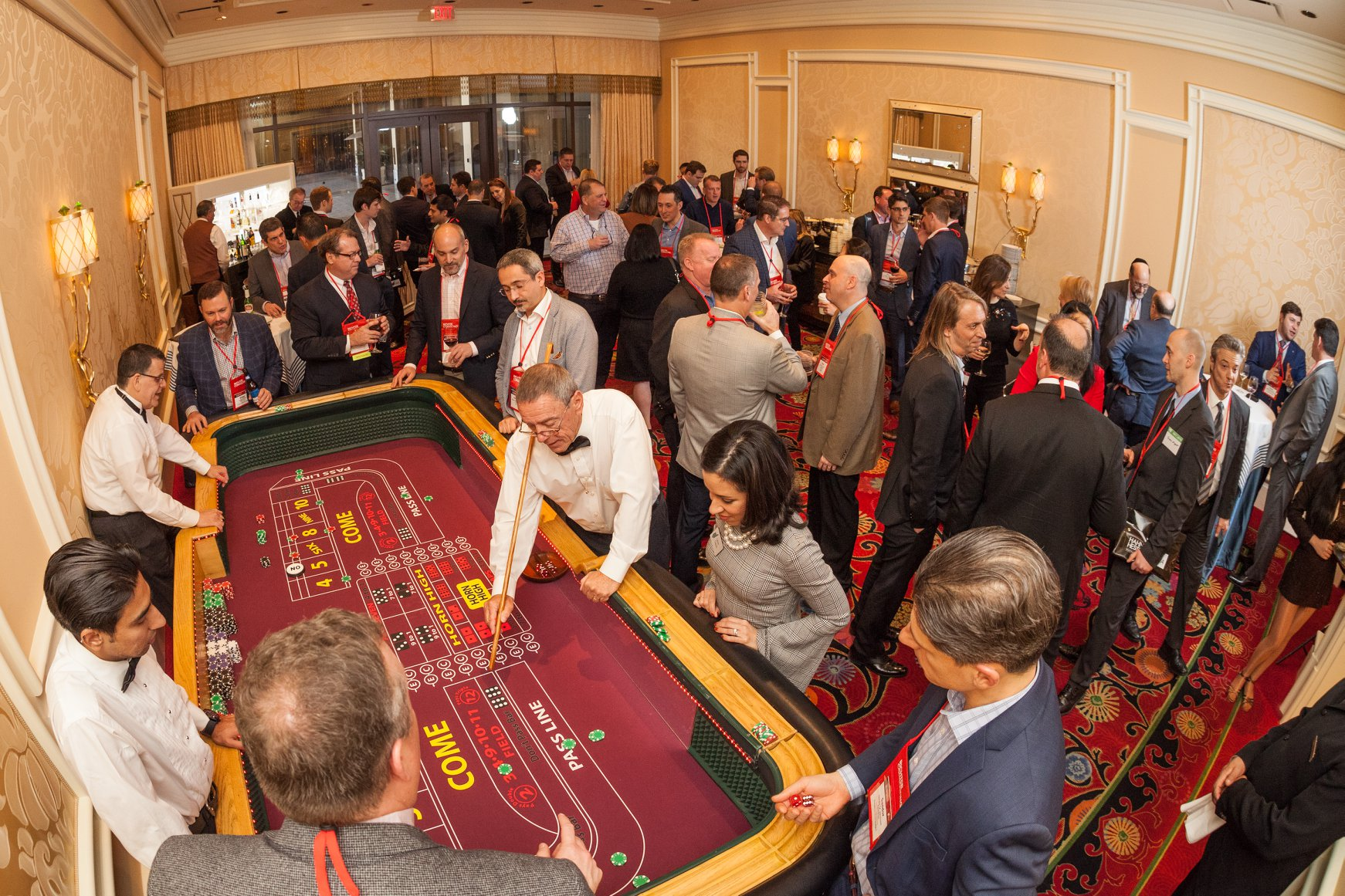 TMA Distressed Investing Conference – First-Time Attendee Reception